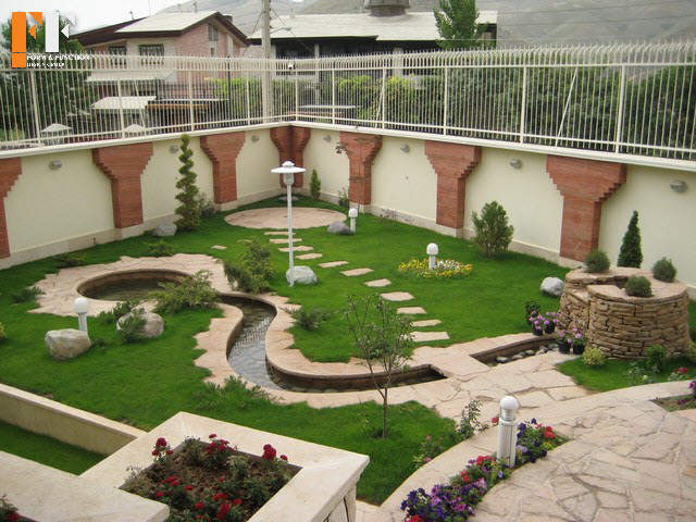 درباره دکوراسیون داخلی باغ و ویلا