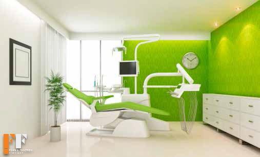 معرفی طراحی دکوراسیون داخلی مطب پزشک