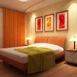 بازسازی داخلی اتاق خواب