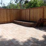 بازسازی داخلی حیاط خلوت