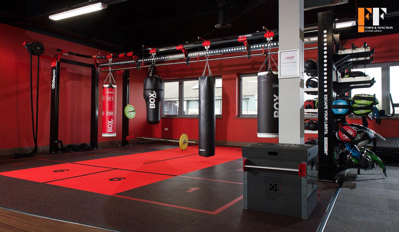 بازسازی داخلی سالن های ورزشی