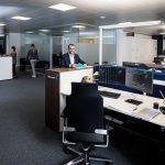 بازسازی داخلی شعب بانک