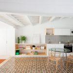 بازسازی داخلی منزل 60 متری