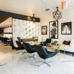بازسازی داخلی سالن زیبایی