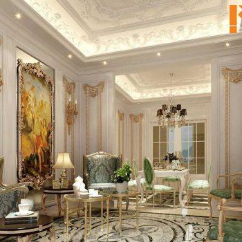 بازسازی داخلی کلاسیک