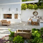 بازسازی داخلی باغ