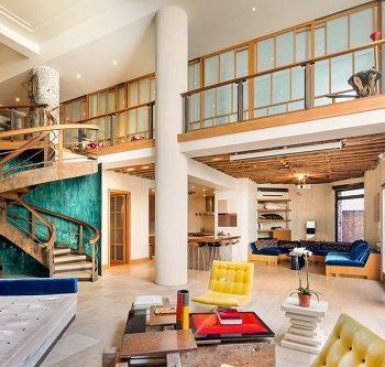 بازسازی داخلی خانه های دوبلکس