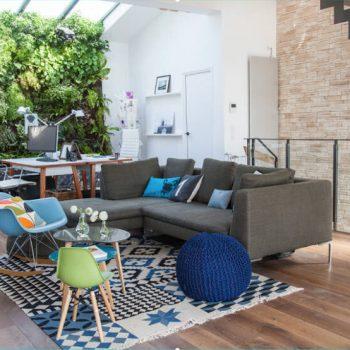 طراحی داخلی باغ