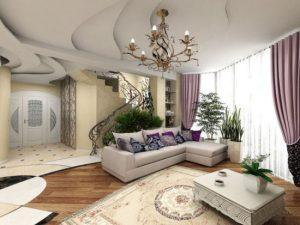 طراحی داخلی جدید ساختمان