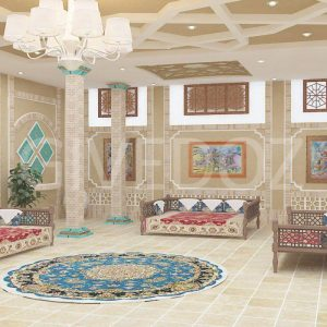طراحی داخلی سنتی