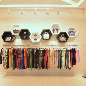 طراحی داخلی پارچه فروشی